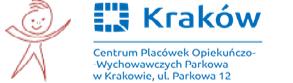 logo placówki Parkowa i miasta Krakowa